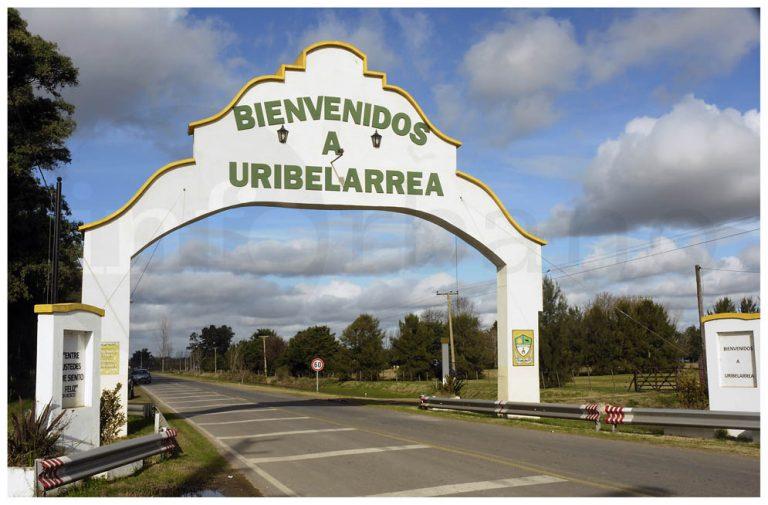 Uribelarrea: Un paso obligado cerca de casa