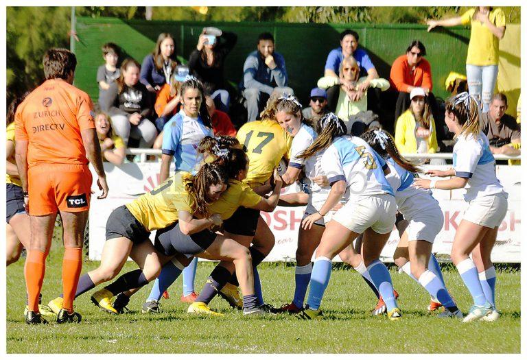 Centro Naval Campeón del Rugby  Femenino