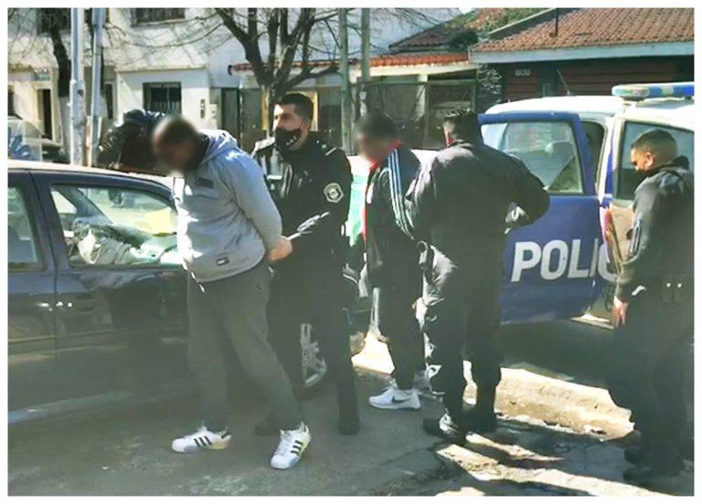 Lanús: Detenido en 2018 y liberado por el covid-19, rearmó la banda y volvió a robar, la historia del «Momo»