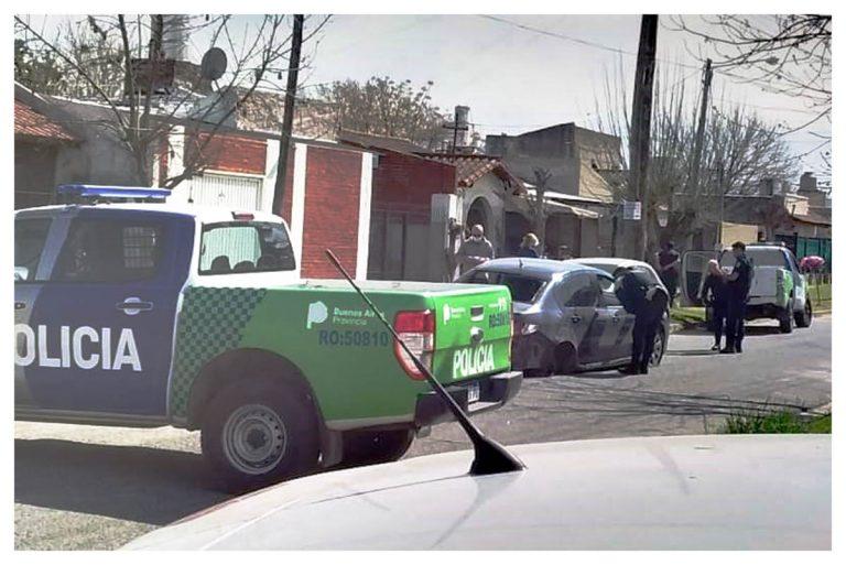 Moreno: Persecución y Tiroteo, logran recuperar un camión robado